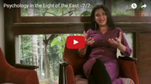 Psychology in the Light of the East – 7/7