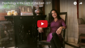 Psychology in the Light of the East – 2/7